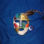 Vessels Ministry Painted Mask