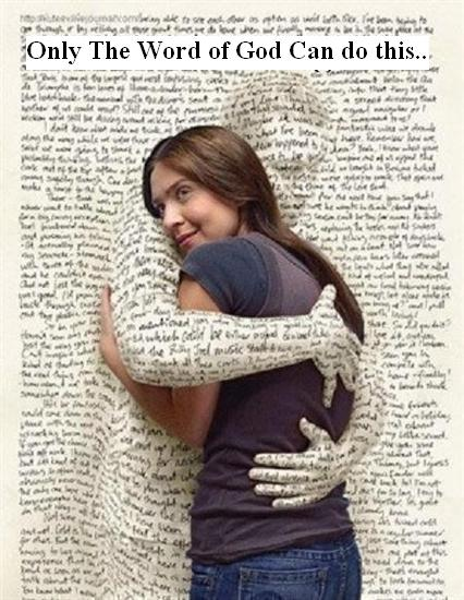 Vessels Ministry The Word in a Hug